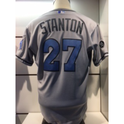 Photo of Giancarlo Stanton 2017 Father's Day Jersey