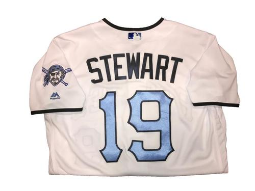 Photo of Chris Stewart Team-Issued Father's Day Weekend Jersey