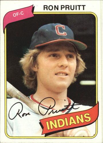 Photo of 1980 Topps #13 Ron Pruitt