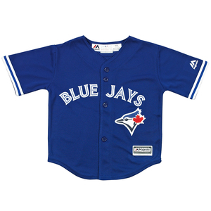 Toronto Blue Jays Infant Cool Base Replica Alternate Jersey by Majestic