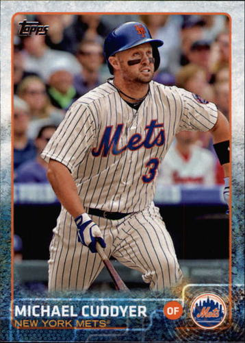 Photo of 2015 Topps #513 Michael Cuddyer