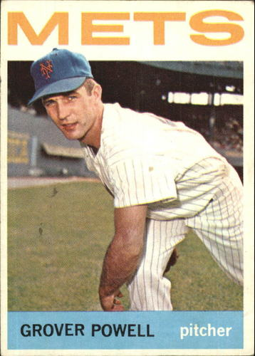 Photo of 1964 Topps #113 Grover Powell RC