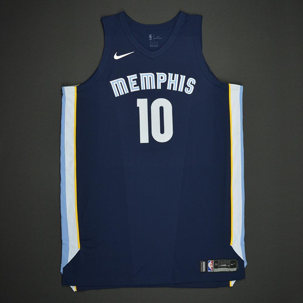 Ivan Rabb - Memphis Grizzlies - 2017 NBA Draft - Autographed Jersey