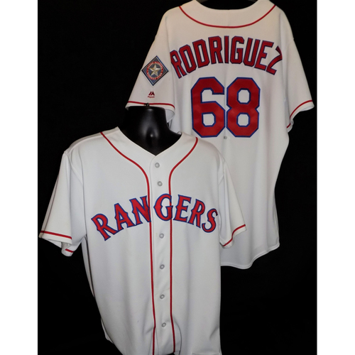 Photo of Ricardo Rodriguez 2017 Team-Issued Jersey