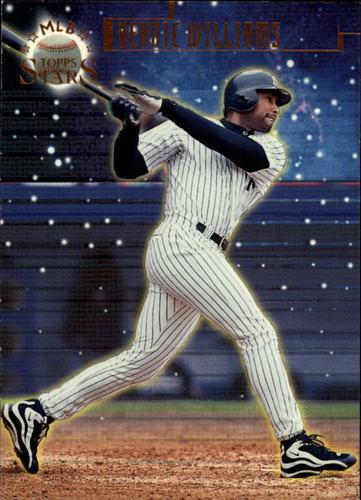 Photo of 1998 Topps Stars Bronze #10 Bernie Williams