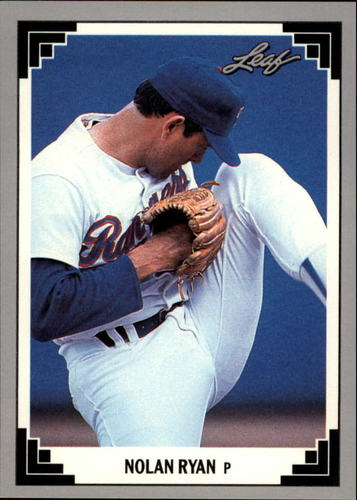 Photo of 1991 Leaf Previews #25 Nolan Ryan