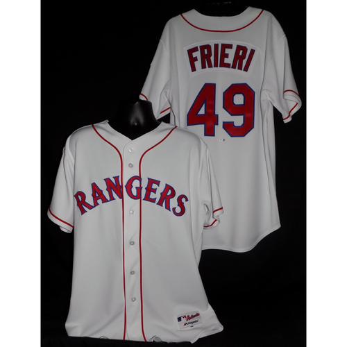 Photo of Ernesto Frieri 2017 Team-Issued Jersey