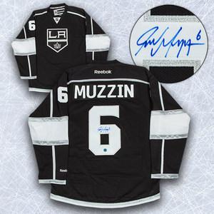 Jake Muzzin Los Angeles Kings Autographed Reebok Premier Jersey