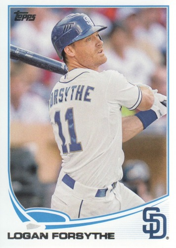 Photo of 2013 Topps #417 Logan Forsythe