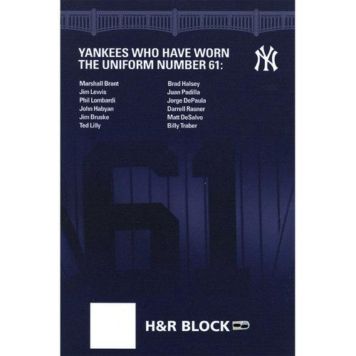 Photo of Yankee Stadium Suite Level Sign #61