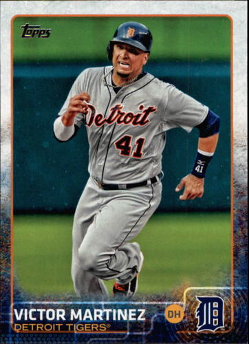 Photo of 2015 Topps #515 Victor Martinez
