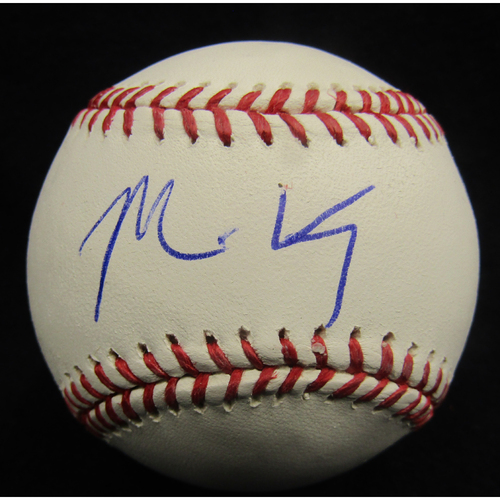 Photo of Braves Charity Auction - Matt Kemp Baseball