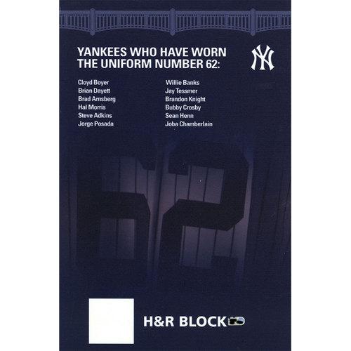 Photo of Yankee Stadium Suite Level Sign #62