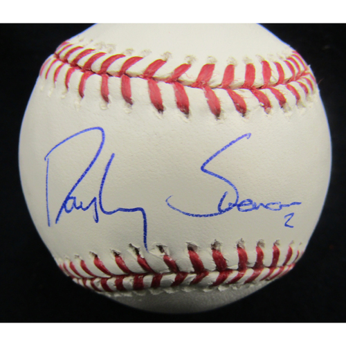 Photo of Braves Charity Auction - Dansby Swanson Baseball