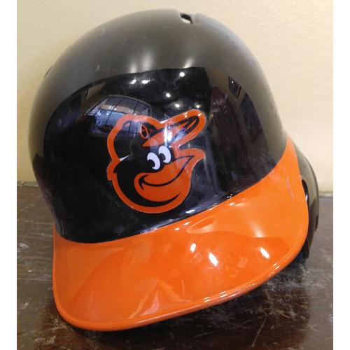 Photo of J.J. Hardy - 2014 Batting Helmet: Team-Issued