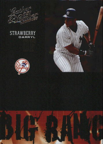 Photo of 2005 Leather and Lumber Big Bang #7 Darryl Strawberry