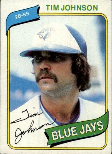 Photo of 1980 Topps #297 Tim Johnson
