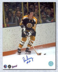 Don Awrey Boston Bruins Autographed 8x10 Photo