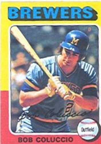 Photo of 1975 Topps #456 Bob Coluccio