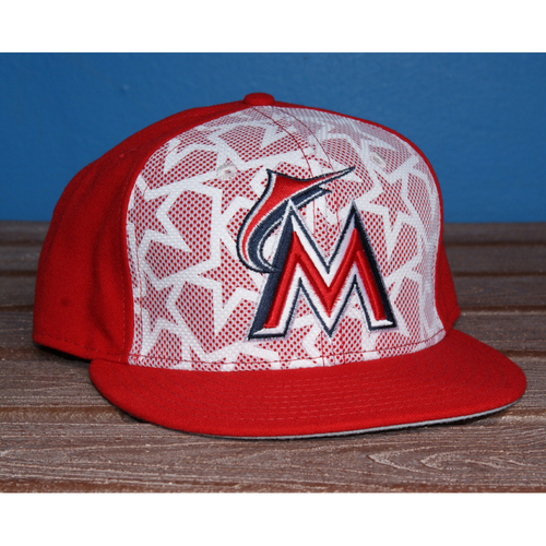 Photo of Chris Johnson Independence Day Cap