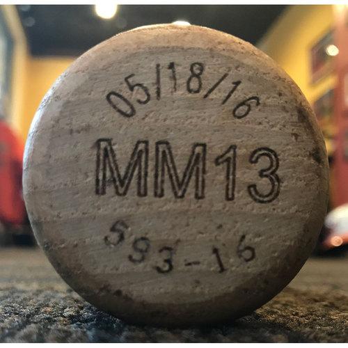 Photo of Manny Machado - Bat: Game-Used