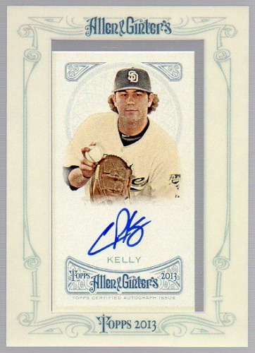 Photo of 2013 Topps Allen and Ginter Autographs #CK Casey Kelly