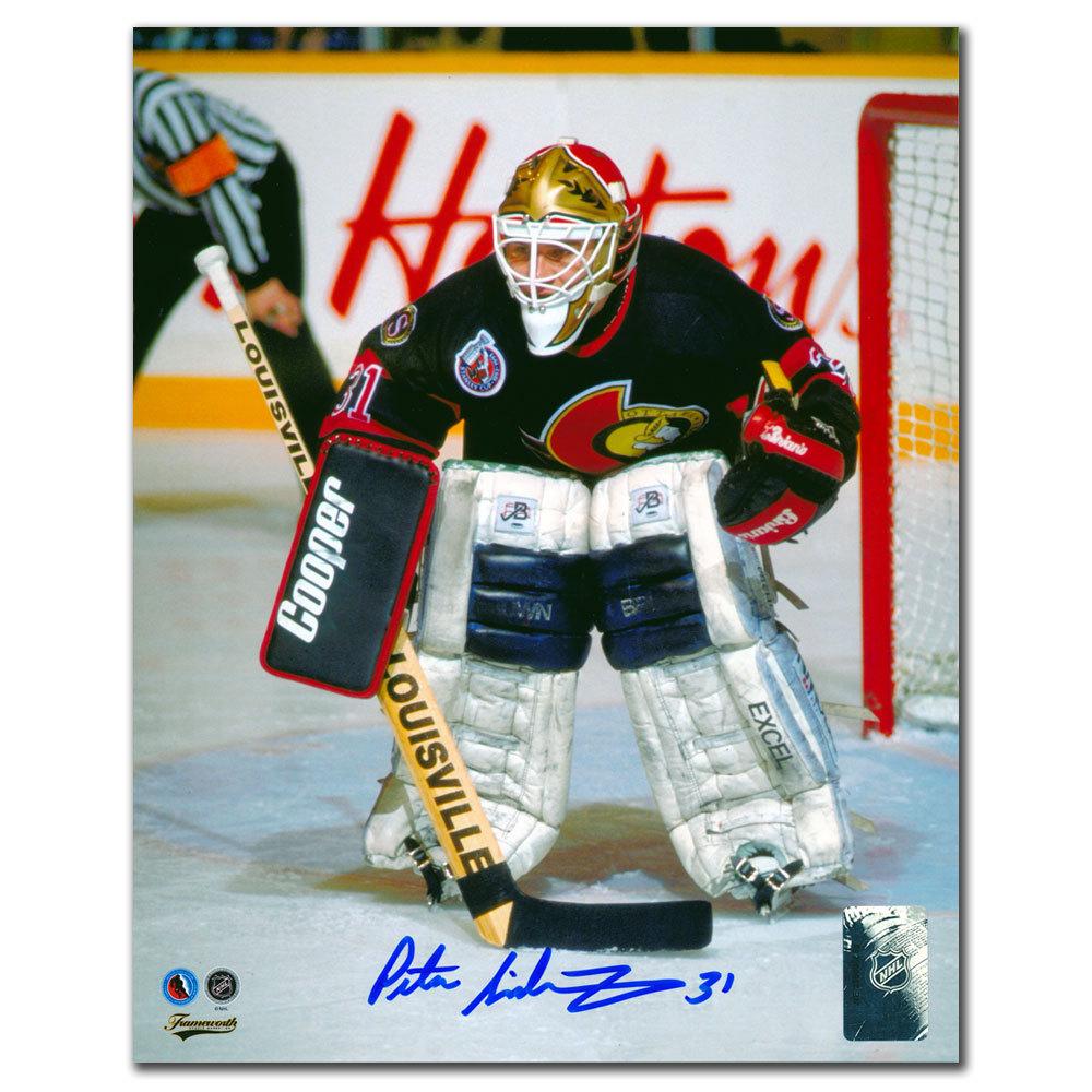 Peter Sidorkiewicz Ottawa Senators Autographed 8x10