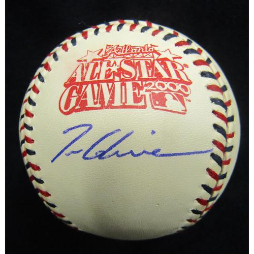 Photo of Braves Charity Auction - Tom Glavine 2000 All-Star Baseball