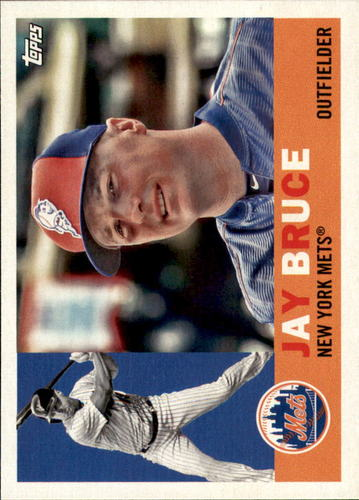 Photo of 2017 Topps Archives #16 Jay Bruce