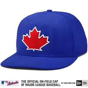 Toronto Blue Jays Authentic Collection Diamond Era 59FIFTY Batting Practice Cap by New Era