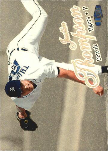 Photo of 1998 Ultra Gold Medallion #189 Justin Thompson