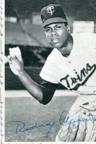 Photo of 1969 Topps Deckle Edge #12 Rod Carew