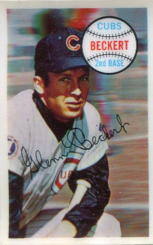 Photo of 1970 Kellogg's #43 Glenn Beckert