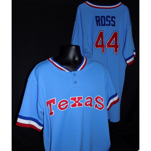 Photo of Tyson Ross Game-Used 1977 Throwback Jersey