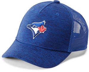 Toronto Blue Jays Youth EXCL Twist Closer Snapback by Under Armour