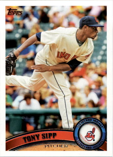 Photo of 2011 Topps #536 Tony Sipp RC
