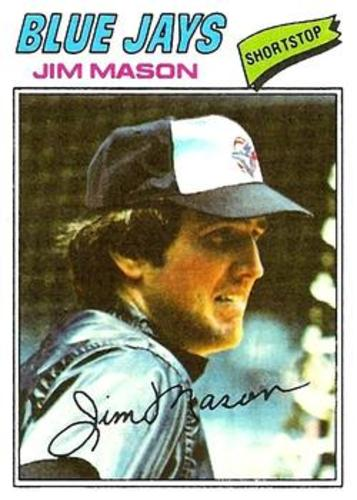 Photo of 1977 Topps #212 Jim Mason