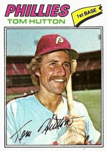 Photo of 1977 Topps #264 Tom Hutton
