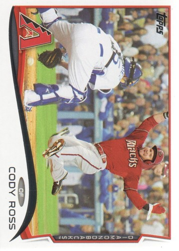 Photo of 2014 Topps #339 Cody Ross