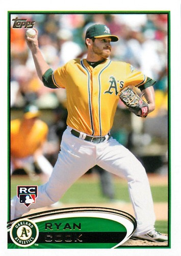 Photo of 2012 Topps Update #US260 Ryan Cook RC