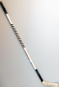 #72 Frank Vatrano Game Used Stick - Autographed - Boston Bruins