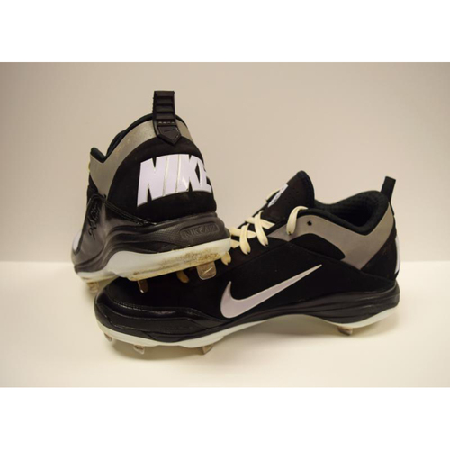 Photo of Drew Smyly Detroit Tigers Game Worn Cleats