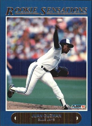Photo of 1992 Fleer Rookie Sensations #13 Juan Guzman