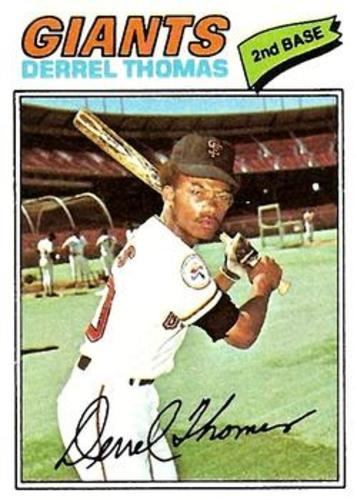 Photo of 1977 Topps #266 Derrel Thomas