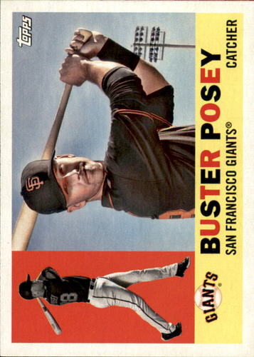 Photo of 2017 Topps Archives #2 Buster Posey
