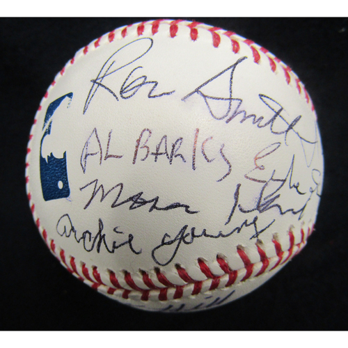 Photo of Braves Charity Auction - 2012 Negro League