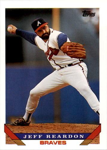 Photo of 1993 Topps #475 Jeff Reardon