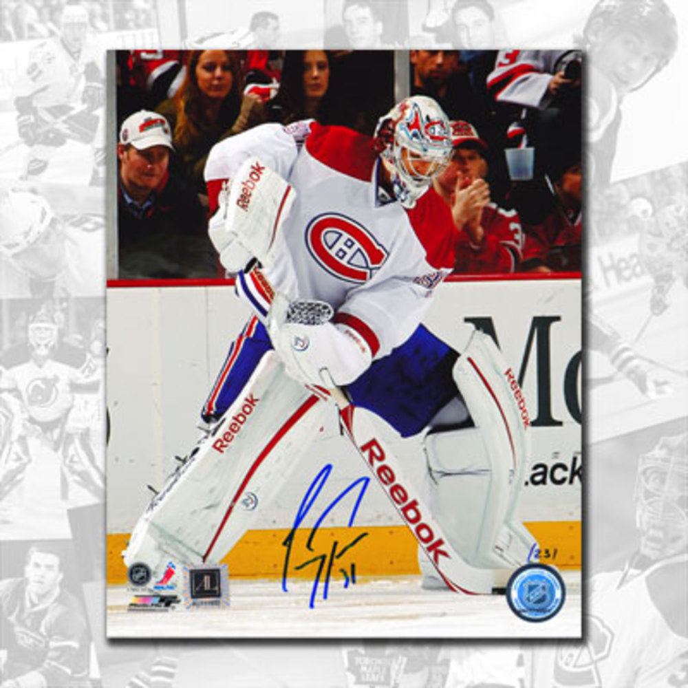 Carey Price Montreal Canadiens Autographed 8x10 /231