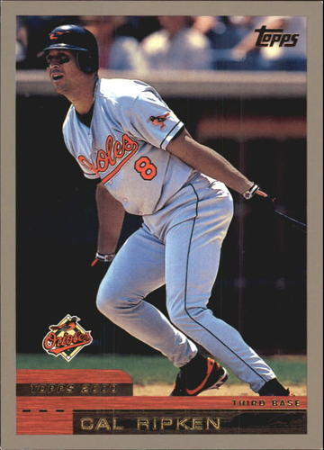 Photo of 2000 Topps Oversize #A7 Cal Ripken