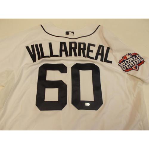 Photo of Brayan Villarreal Home Jersey